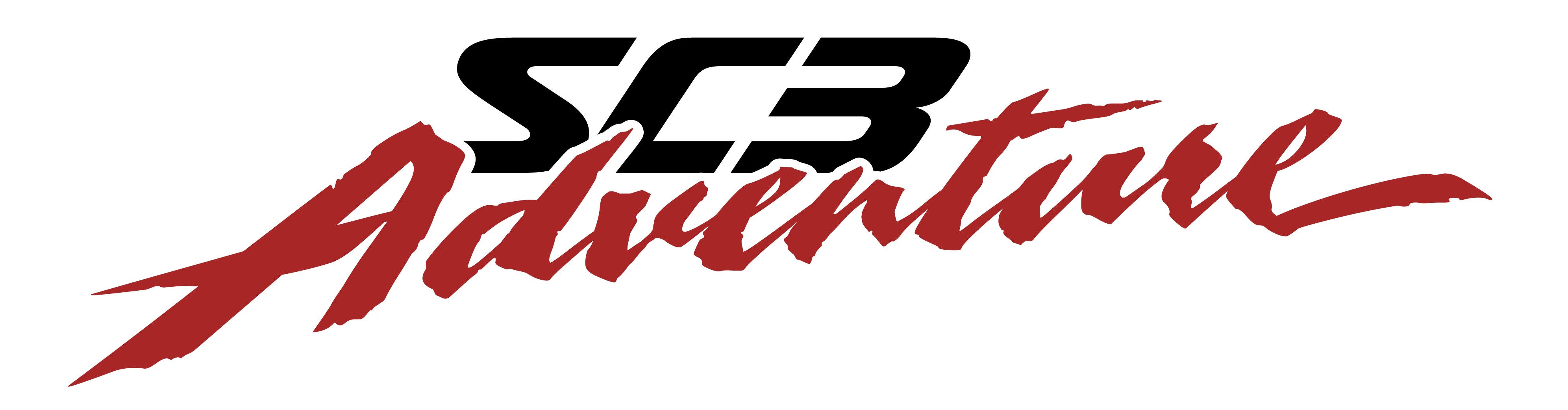 SC3 Adventure Motorcycle Model Logo