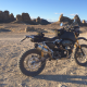 Trona Pinnacles Dual Sport Ride on SC3 Adventure
