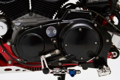 Foot control and original HD Sportster