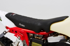 MX Control Tech Corbin seat and Antigravity Battery