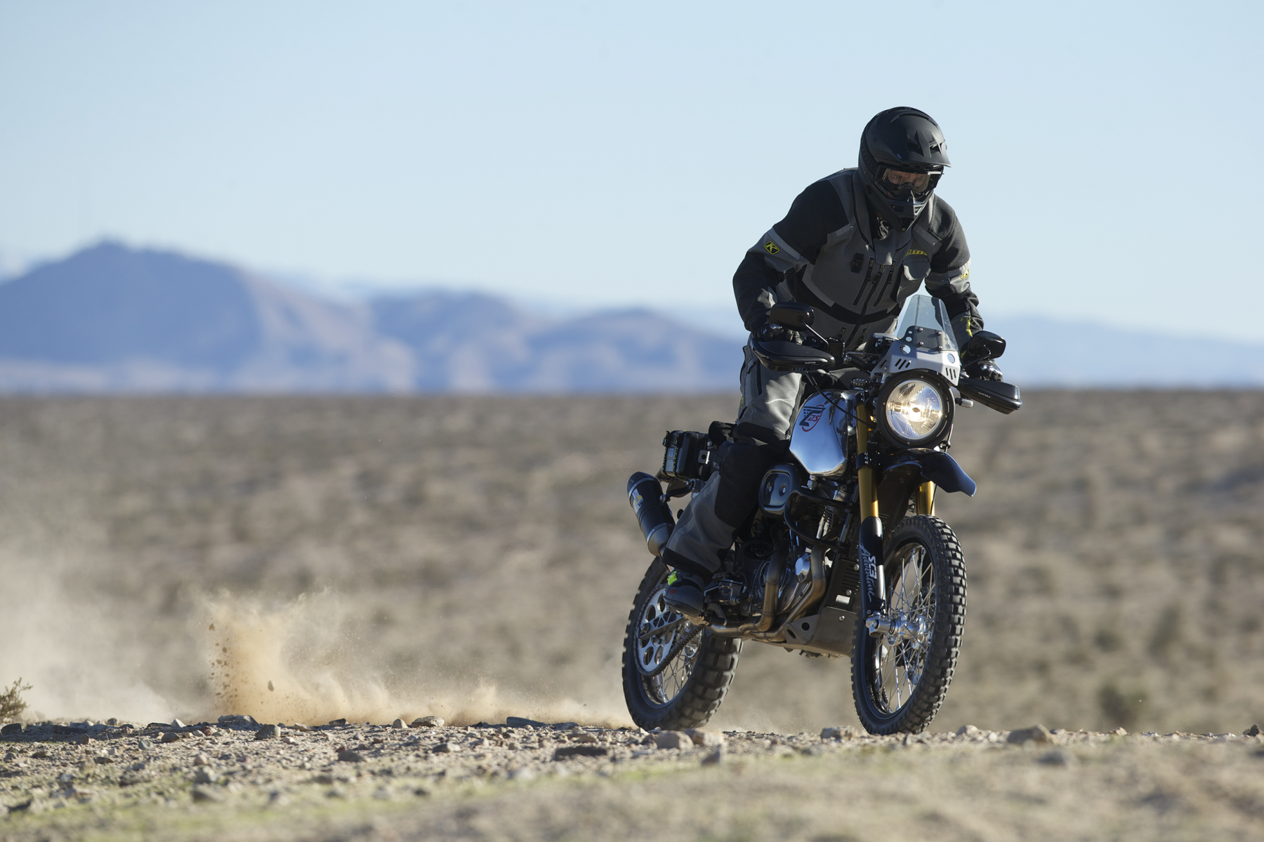 Jim Carducci on the SC3 Adventure in the Mojave Desert
